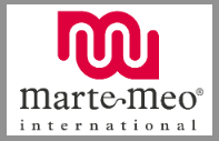 Links & Fachtage, Logo von Marte Meo International
